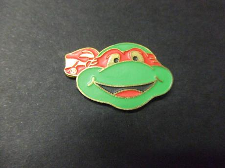 De Turtles Raphael teenage Mutant Ninja Turtles rode band
